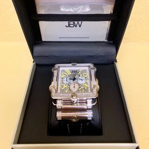 JBW Men's Phantom Watch 50% Off Retail